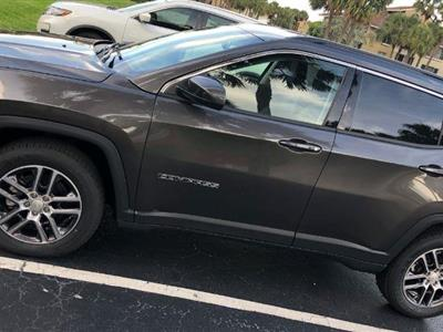 2018 Jeep Compass lease in Pittsburgh,PA - Swapalease.com