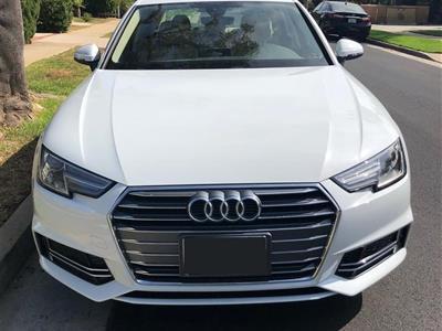 2017 Audi A4 lease in Santa Monica,CA - Swapalease.com