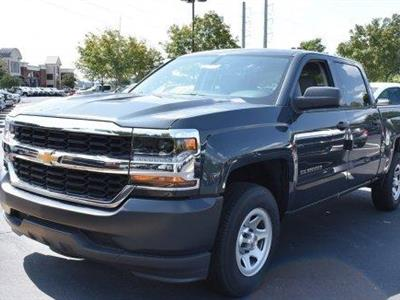 2017 Chevrolet Silverado 1500 lease in Columbiana,OH - Swapalease.com