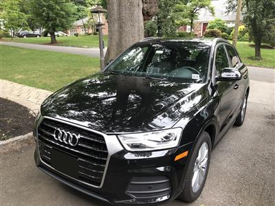 2017 Audi Q3 lease in Demarest,NJ - Swapalease.com