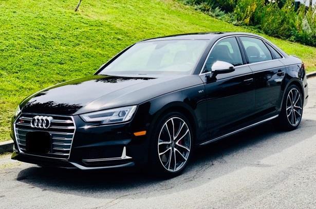 Audi S Lease In San Francisco CA - Lease audi s4