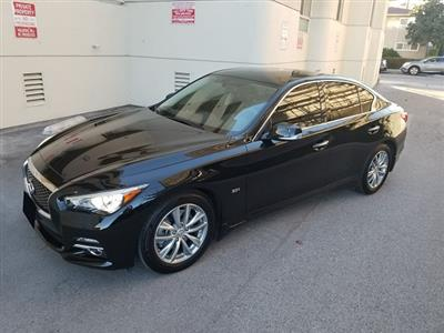 2017 Infiniti Q50 lease in Los Angeles,CA - Swapalease.com