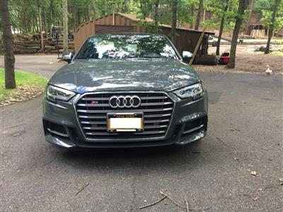 2017 Audi S3 lease in Melville,NY - Swapalease.com