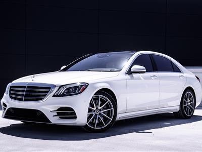 2018 Mercedes-Benz S-Class lease in Phoenix,AZ - Swapalease.com