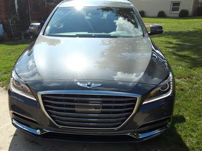 2018 Genesis G80 lease in Chesterfield,IN - Swapalease.com