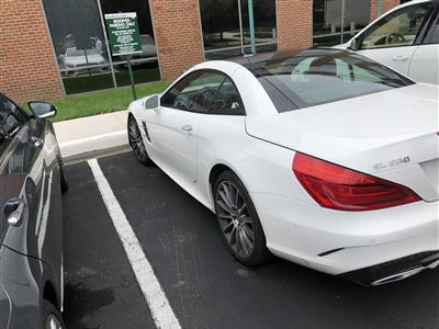 2017 Mercedes-Benz SL Roadster lease in Pikesville,MD - Swapalease.com