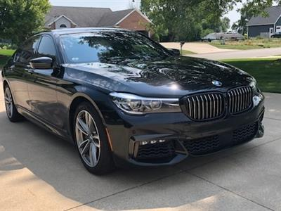 2017 BMW 7 Series lease in JENISON,MI - Swapalease.com