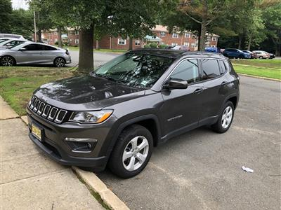 2018 Jeep Compass lease in Old Bridge,NJ - Swapalease.com