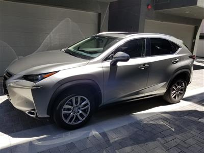 2016 Lexus NX 200t lease in Los Angeles,CA - Swapalease.com