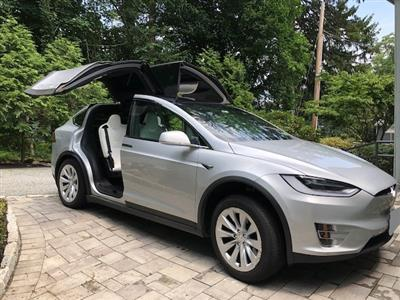 2018 Tesla Model X lease in Nyack,NY - Swapalease.com