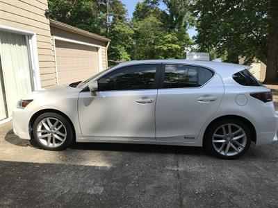 2016 Lexus CT 200h lease in Greensboro,NC - Swapalease.com