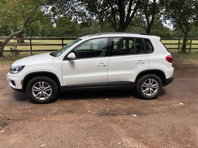 2016 Volkswagen Tiguan lease in Magnolia,TX - Swapalease.com