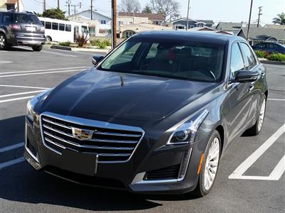 2018 Cadillac CTS lease in Torrance,CA - Swapalease.com