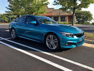 2018 BMW 4 Series lease in Raleigh,NC - Swapalease.com