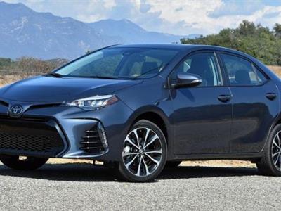 2017 Toyota Corolla lease in Jackson,NJ - Swapalease.com