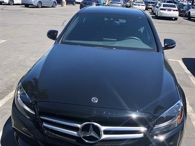 2018 Mercedes-Benz C-Class lease in Sacramento,CA - Swapalease.com