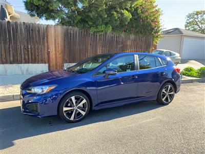 2018 Subaru Impreza lease in Santa Monica,CA - Swapalease.com