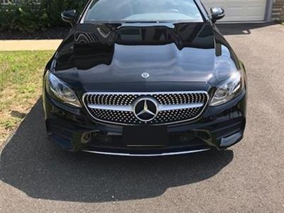 2018 Mercedes-Benz E-Class lease in Glenarden,MD - Swapalease.com