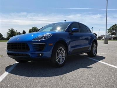 2017 Porsche Macan lease in Red Lion,PA - Swapalease.com