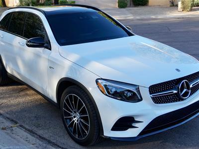 2018 Mercedes-Benz GLC-Class lease in Phoenix,AZ - Swapalease.com