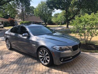 2016 BMW 5 Series lease in Park Ridge,IL - Swapalease.com