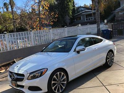 2018 Mercedes-Benz C-Class lease in Los Angeles,CA - Swapalease.com