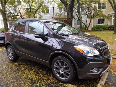 2016 Buick Encore lease in Boston,MA - Swapalease.com