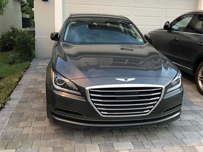2017 Genesis G80 lease in Del Ray Beach,FL - Swapalease.com