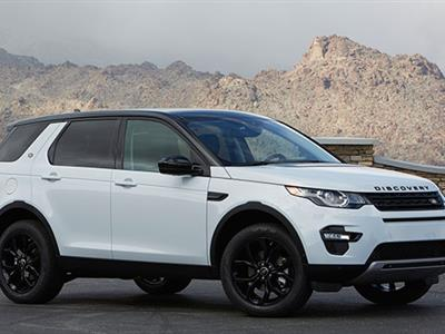 2016 Land Rover Discovery Sport lease in Los Angeles,CA - Swapalease.com