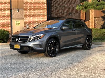 2017 Mercedes Benz Gla Suv Lease In Bronx Ny Swapalease