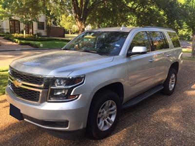 2017 Chevrolet Tahoe Lease In Houston Tx Swapalease