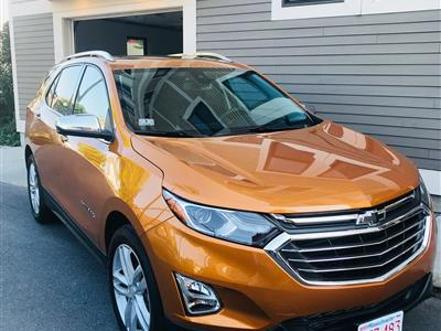 2018 Chevrolet Equinox lease in Boston,MA - Swapalease.com