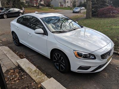 2017 Volvo S60 lease in Closter,NJ - Swapalease.com