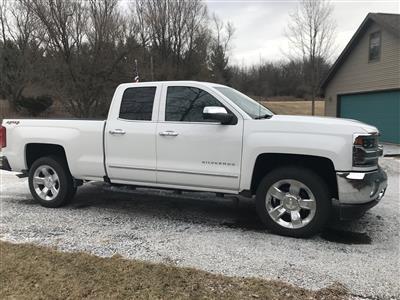 2018 Chevrolet Silverado 1500 lease in Cedar Lake,IN - Swapalease.com