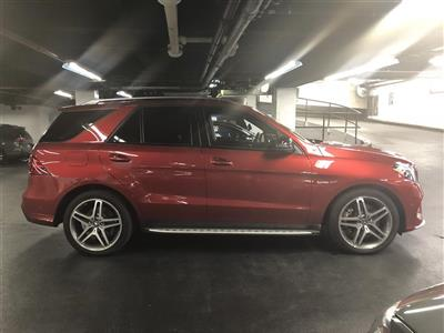 2018 Mercedes-Benz GLE-Class lease in New York,NY - Swapalease.com