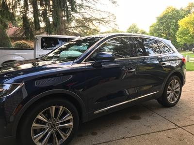 2017 Lincoln MKX lease in Shelby Twp,MI - Swapalease.com
