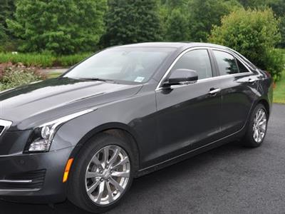 2017 Cadillac ATS lease in Denville,NJ - Swapalease.com