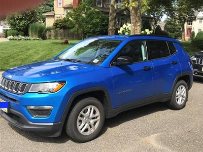 2018 Jeep Compass lease in Sea Girt,NJ - Swapalease.com