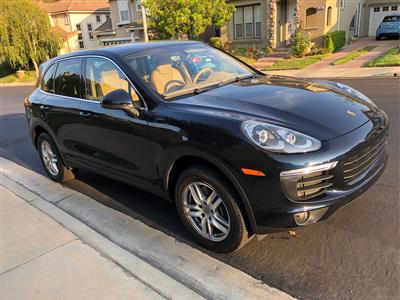 2017 Porsche Cayenne lease in Simi Valley,CA - Swapalease.com