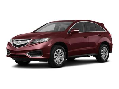 2018 Acura RDX lease in GLENDALE,NY - Swapalease.com