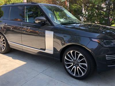 2018 Land Rover Range Rover lease in Pacific Palasides,CA - Swapalease.com