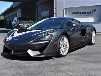 2017 McLaren 570GT lease in San Jose,CA - Swapalease.com