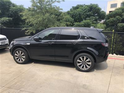 2017 Land Rover Discovery Sport lease in Austin,TX - Swapalease.com