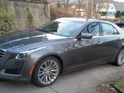 2017 Cadillac CTS lease in Pocono Pines,PA - Swapalease.com