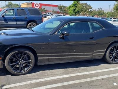 2018 Dodge Challenger lease in New Hall,CA - Swapalease.com