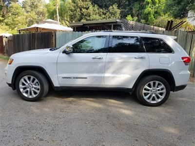 2017 Jeep Grand Cherokee lease in West Hills,CA - Swapalease.com