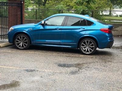 2017 BMW X4 lease in Boston,MA - Swapalease.com