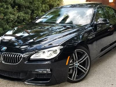 2018 BMW 6 Series lease in Miami,FL - Swapalease.com