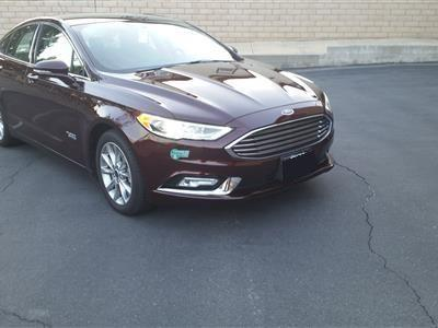 2017 Ford Fusion Energi Lease Transfer In Mission Viejo Ca
