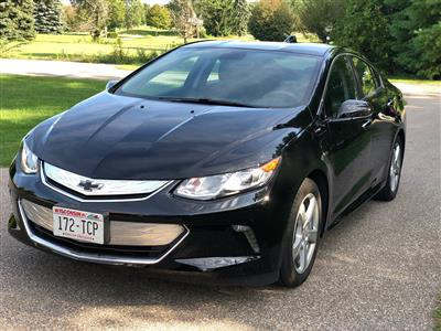 2017 Chevrolet Volt lease in Verona,WI - Swapalease.com